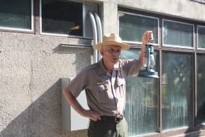Park Ranger Joe Duvall, Mammoth Cave KY