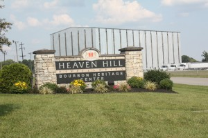 Heaven Hill in Bardstown, KY