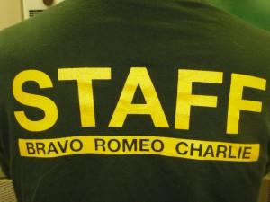 BRC Staff T-Shirts