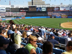 Yankee Stadium (Sept 2009)