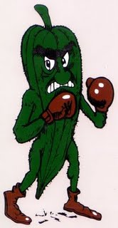 Fighting Okra