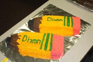 Funfetti Cake... Dixons!
